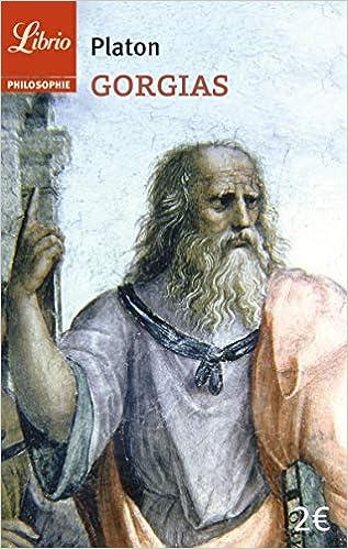 Gorgias De La Rhetorique Amazon Fr Platon Chambry Emile Livres