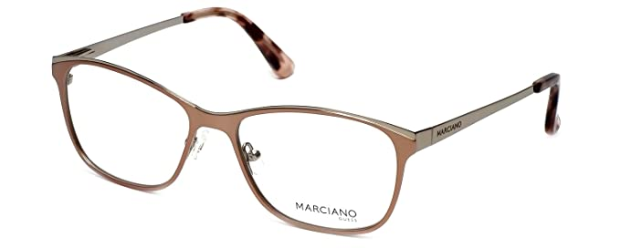 Amazon.com  Eyeglasses Guess By Marciano GM 255 (GM 255) GM0255 ... 3119e3be400e4