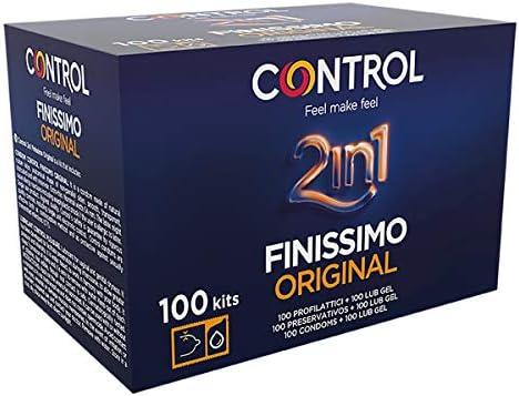 Control 2in1 Finissimo Preservativos – Caja