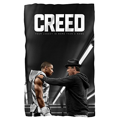 Movie Poster -- Creed -- Fleece Throw Blanket (36''x58'') by MGM