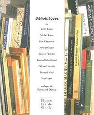 Bibliothèques par Michel Deguy