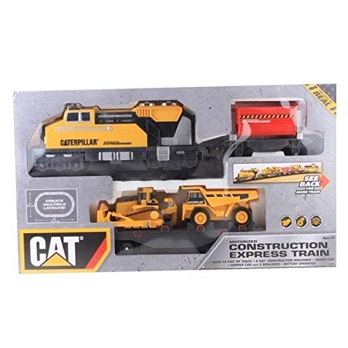 Wdk Partner - A1402827 - Circuit Train Express Caterpil