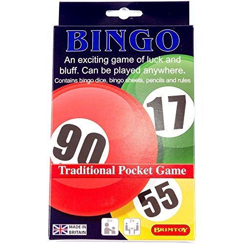 - Brimtoy Bingo / Lotto - Travel Version