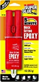 Super Glue Super Glue SY-QS12 Quick Setting Epoxy Adhesive, 12-Pack(Pack of 12)