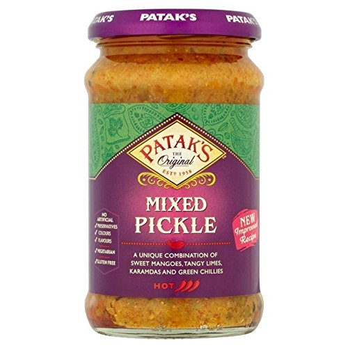 Patak's Mixed Pickle - 283g