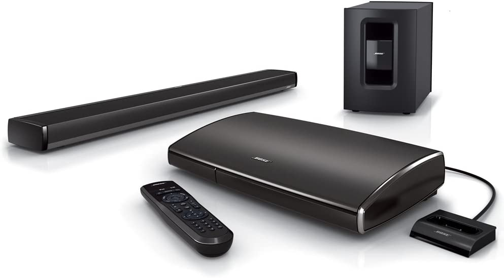 Bose Lifestyle 135 Home Entertainment System (Black)