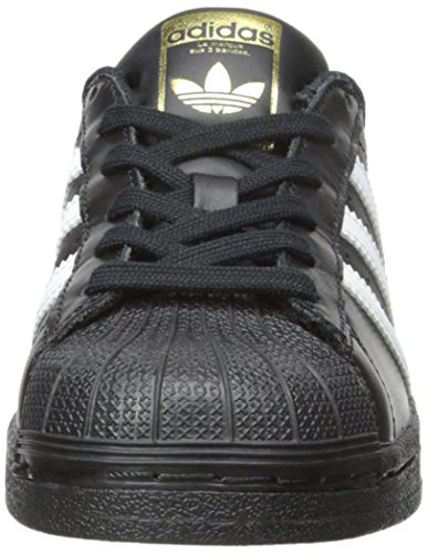 adidas Superstar Foundation, Basses mixte enfant multicouleur - Noir/blanc