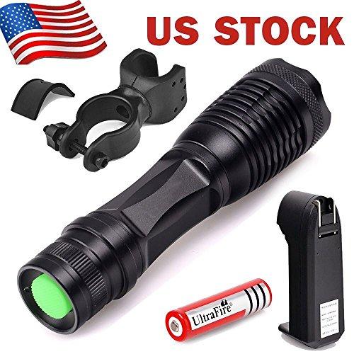 Lumen Zoomable 18650 Flashlight Focus product image