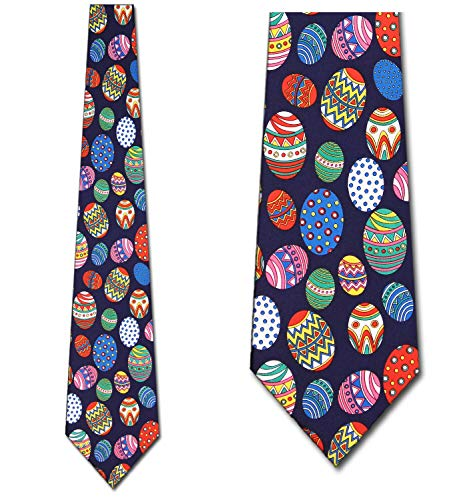 Easter Egg tie Mens Neck Ties by Three Rooker