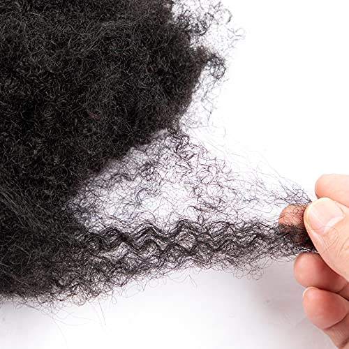 Afro kinky bulk human hair wholesale _image0