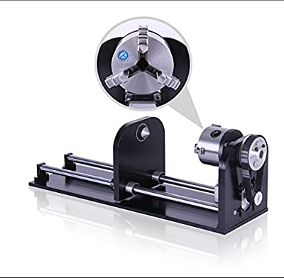 Laser Rotary Axis for Co2 Laser Engraving Machine (NEMA 23)
