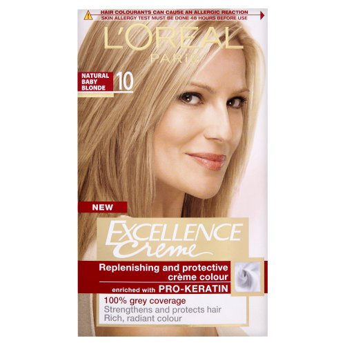Loreal Hair Color  Natural Blonde