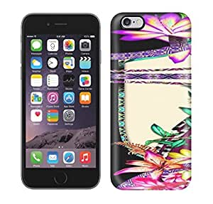 Best Power(Tm) HD Colorful Painted Watercolor Flower Art Hard Phone Case For Iphone 6 Plus