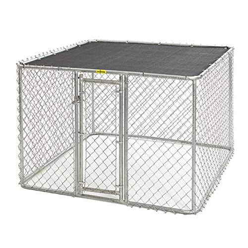 Midwest K9 Steel Chain Link Portable Yard Kennel