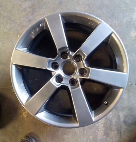 Ford F150 Alloy Wheel - 20 INCH 2015 2016 2017 FORD F150 HYPER CHARCOAL OEM ALLOY WHEEL RIM 10005 20x8.5 6x135 FL34-1007-FB FL34-1007-FA FL3Z-1007-E