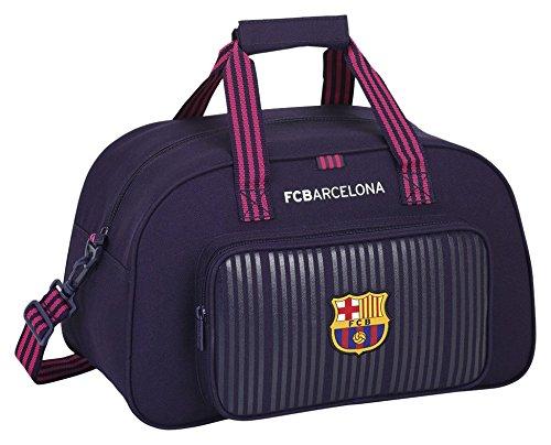Safta Bolsa De Deporte F.C.Barcelona 2ª Equipacion 16/17 Oficial 400x230x240mm