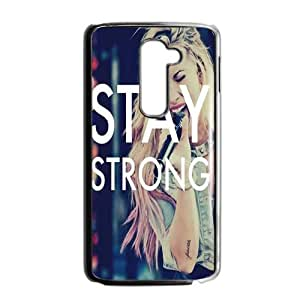 WAGT Demi Lovato Cell Phone Case for LG G2