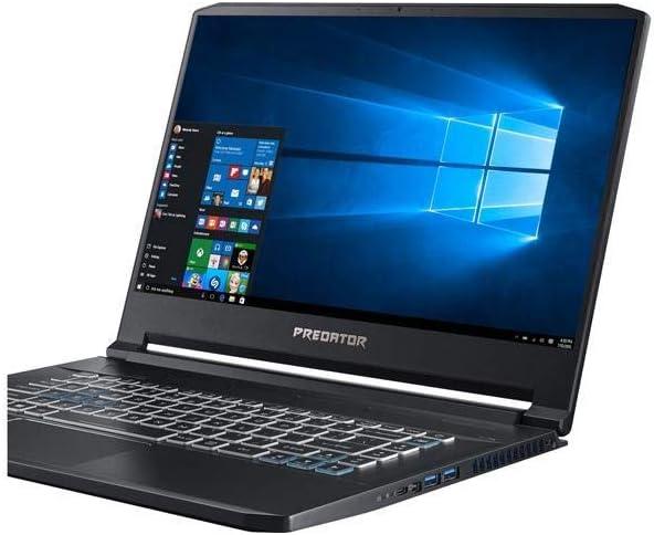 "Acer Predator Triton NHQ4WAA005 15.6"" Gaming Laptop i7-9750H 32GB 512GB RTX 2080"
