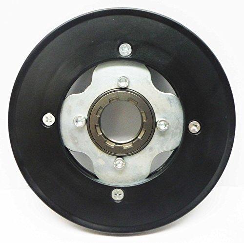 Razor MX500/MX650/SX500 Chain Plate w/Sprocket & Freewheel