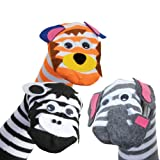 Faire vos propres marionnettes de chaussette (UK Import) Make your own Sock Puppet