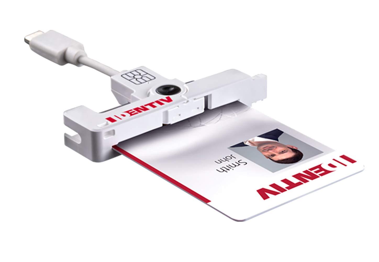Identiv SCR3500C USB Smartfold Type C by Identiv (Image #1)