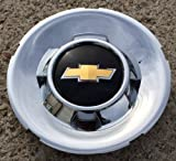 2012 chevrolet suburban rims - 20 Inch OEM Chevy 6 Lug Chrome Plated Center Cap Hubcap Wheel Cover 2009-2014 # 9597347 5416 Silverado Suburban Tahoe Avalanche 1500 Pickup Truck Suv
