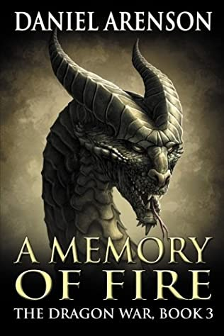 book cover of A Memory of Fire