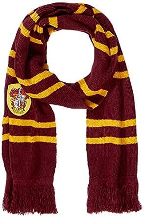 Cinereplicas Harry Potter Bufanda 190 cm - Ultra Soft - Bolsa con cremallera (Gryffindor)