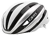 Giro Synthe Helmet, Matte White/Silver, Medium For Sale