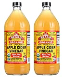#6: Bragg Usda Organic Raw Apple Cider Vinegar, 32 Fluid Ounce
