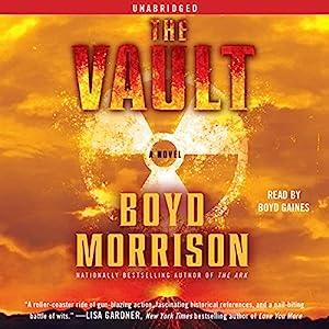 The Vault Audiobook