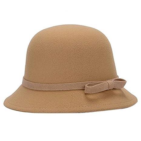 Aikesi 1pcs Sombrero de Las Mujeres Sombrero del Arco Gorra de ...