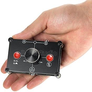 Amazon Com 2 Port 3 5mm Stereo Manual Switch Box Aux
