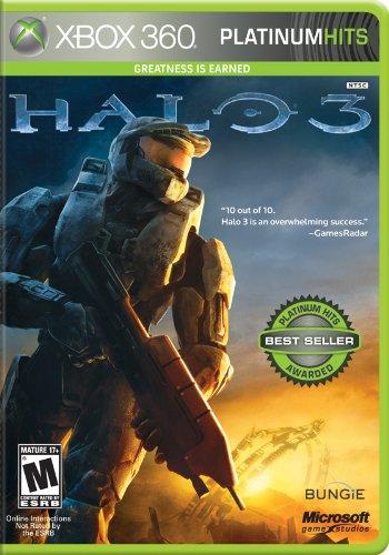 Halo 3 - Xbox 360 (Halo Game For Xbox 360)