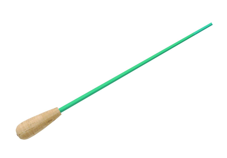 12'' Brite Stix Baton Medium Cork Handle- Lime Gree