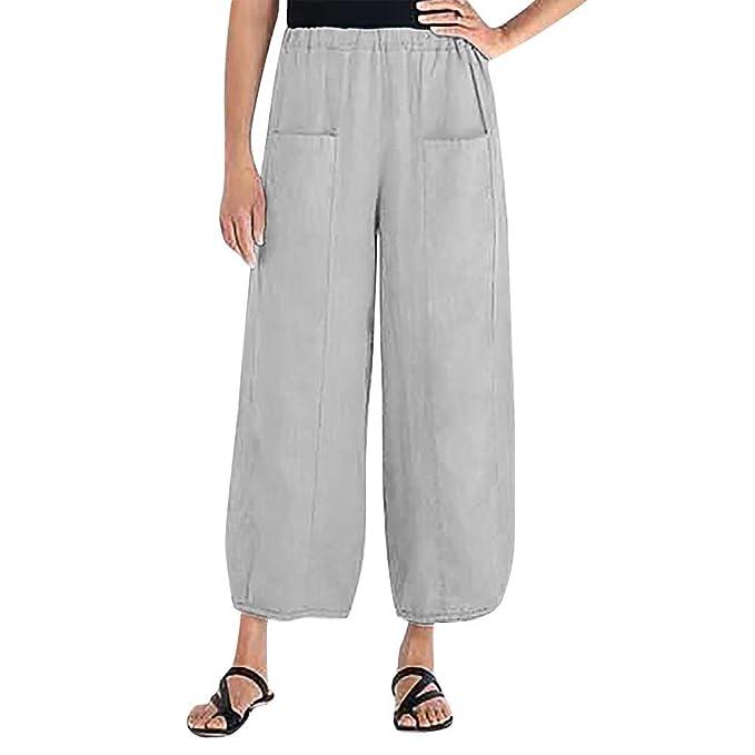 Pantalones de Mujer Cintura Alta Jeans Pantalones de Mujer ...