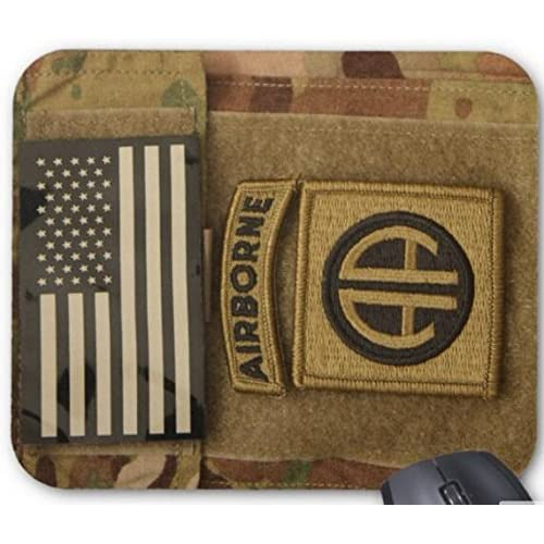Discount 82nd Airborne Division Mouse Pad Computer Accessories, Gaming Mouse Mat free shipping