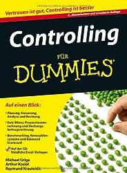 Controlling für Dummies (Fur Dummies)
