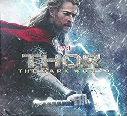 marvels thor the dark world the art of the movie slipcase
