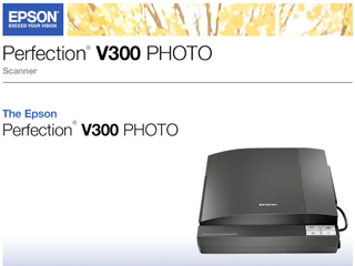 Epson Perfection V300 Photo Copy 64 BIT Driver