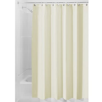 Amazon InterDesign Mold Mildew Resistant Fabric Shower