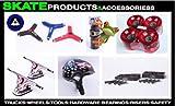 Blank Skateboard Wheels and Accesories Y- Skate