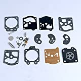HIPA Carburetor Carb Rebuild kit Gasket Diaphragm for Walbro WA WT Series Carby replace K10-WAT