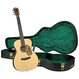 Blueridge BR-143A Historic Craftsman Series 000 Guitar with Deluxe Hardshell Case