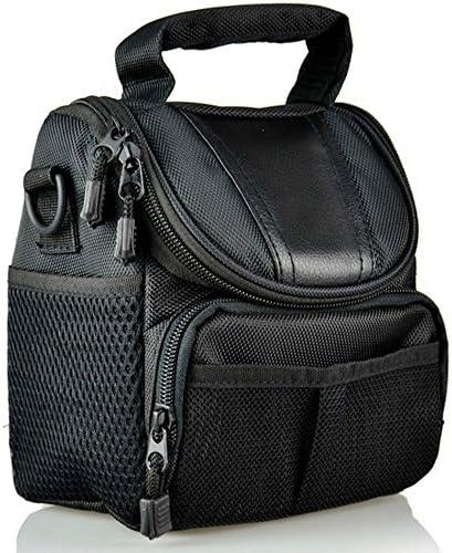 Fototasche für Canon PowerShot SX430 IS Kamera Zubehörtasche Kameratasche Schu