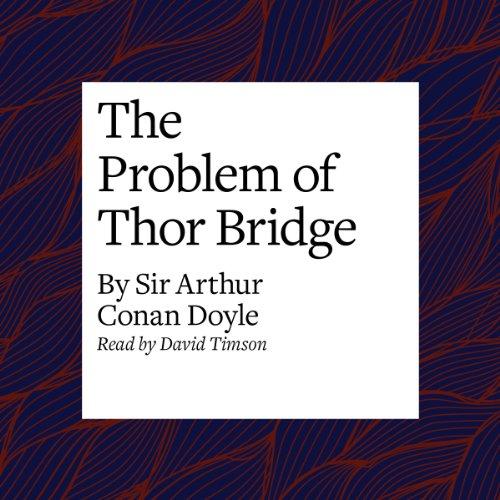 Bargain Audio Book - The Problem of Thor Bridge