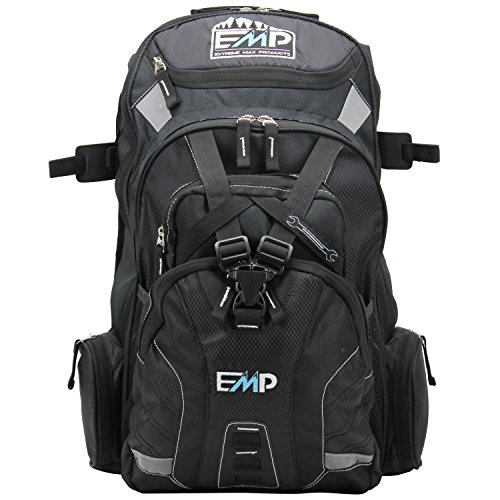 Extreme Max 5001.5285 Attack 2.0 Snowmobile Backpack (Snowmobiling Shovel)