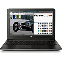 HP ZBook 15 Workstation Intel Quad Core i7-6700HQ 15.6 FHD TouchScreen UWVA 16GB 256GB SSD