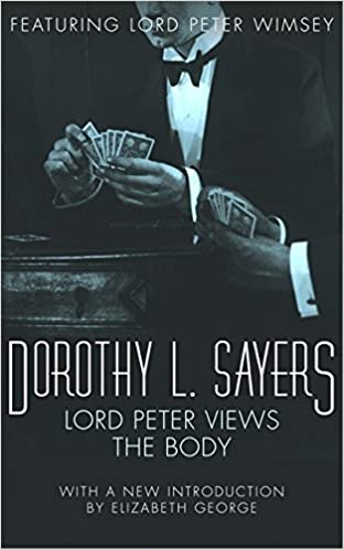 Book Lord Peter Views the Body: Lord Peter Wimsey Mystery Book 5 by Dorothy L Sayers (1982-11-01)