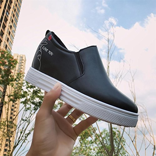 Bovake Eu Donna Sneaker 38 Nero YxZ7pY